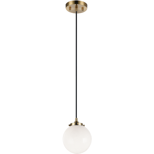Bougie 1-Light Pendant