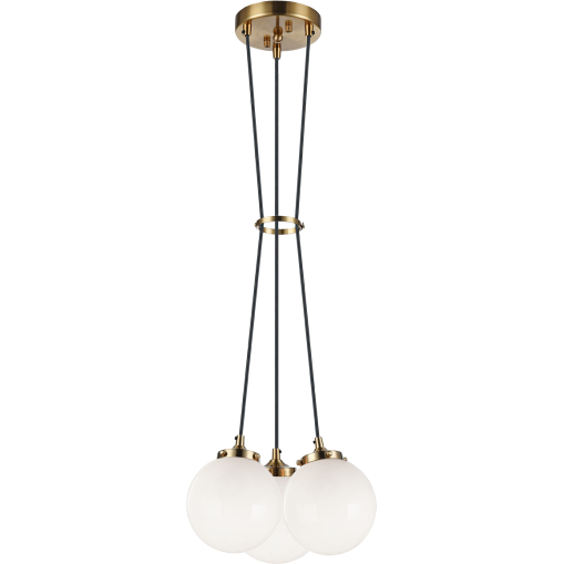 Bougie 3-Light Pendant