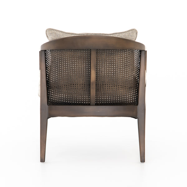 Adele Lounge Chair | Wheat