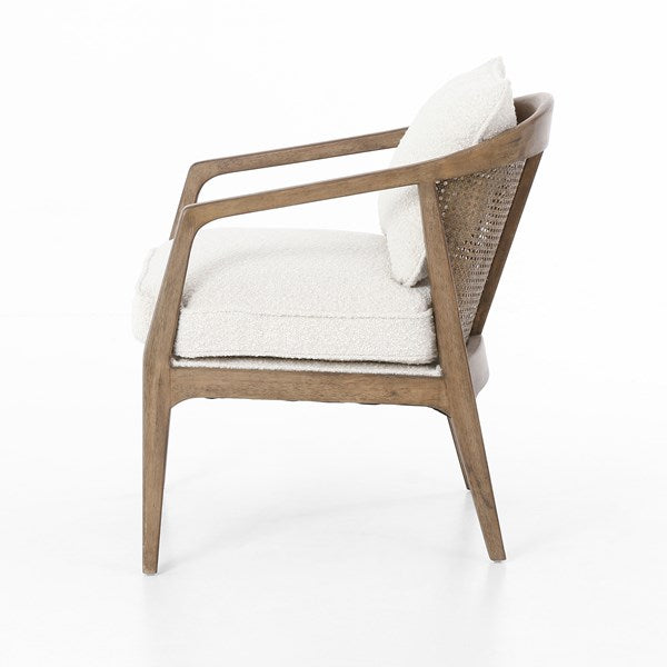 Adele Lounge Chair | Natural