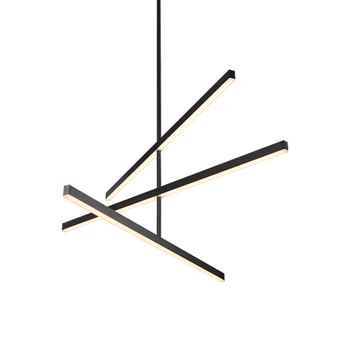 Vega LED Pendant | Black