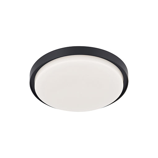 Bailey LED Flush Mount | Black (LG)