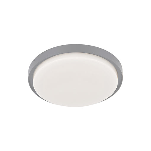 Bailey LED Flush Mount | Grey (LG)
