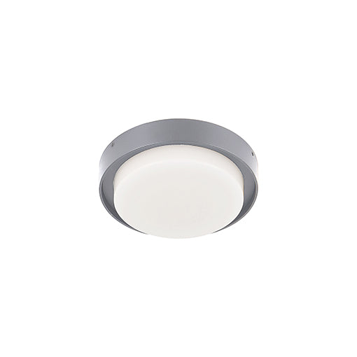 Bailey LED Flush Mount | Grey (SM)