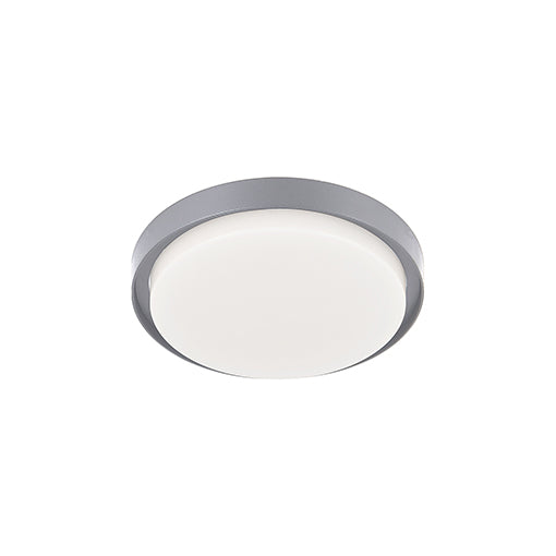 Bailey LED Flush Mount | Grey (MED)