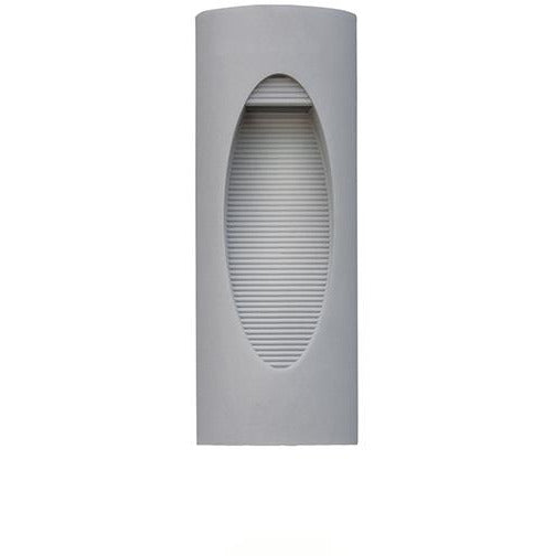 Cascades 18 LED Wall Sconce | Grey