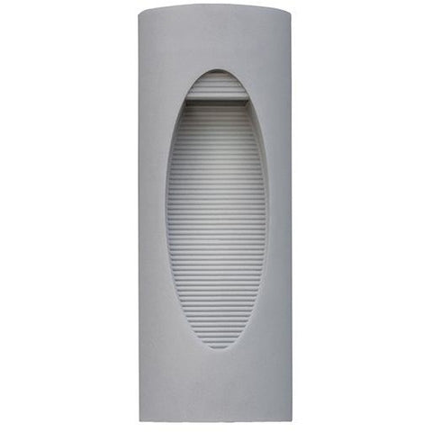Cascades 19 LED Wall Sconce | Grey