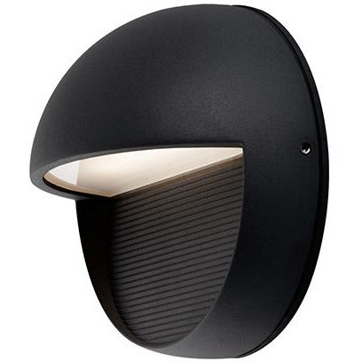 Byron LED Wall Sconce (RND) | Black