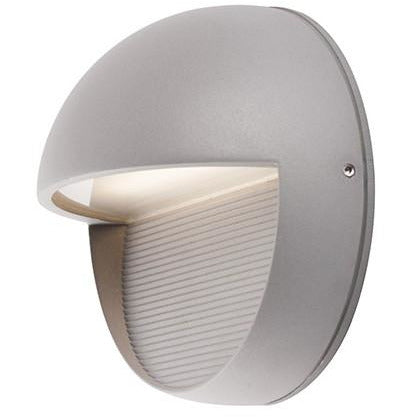 Byron LED Wall Sconce (RND) | Grey