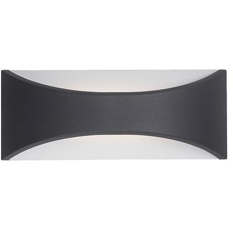 Cabo LED Wall Sconce (Large) | Charcoal