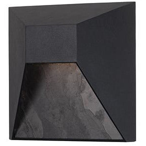 Dawn LED Outdoor Wall Sconce | Black