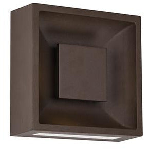 Baltic LED Wall Sconce | Espresso