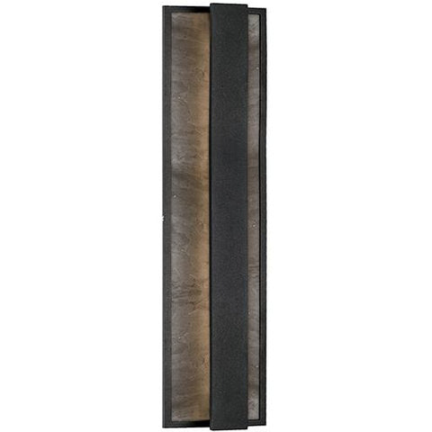 Caspian 30 LED Wall Sconce | Black