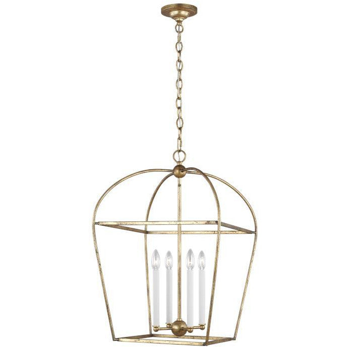 Stonington Medium Pendant | Gild