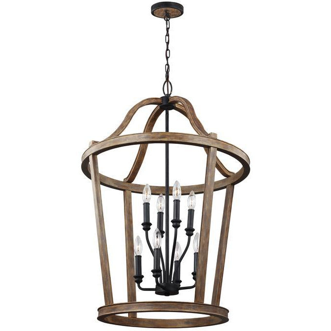 Lorenz 2-Tier Large Pendant