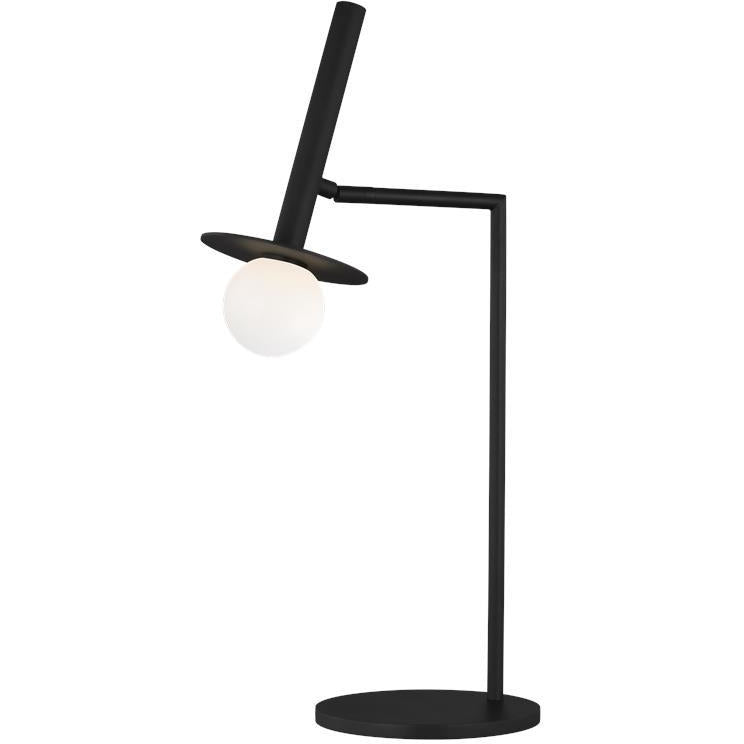 Nodes Table Lamp | Midnight Black