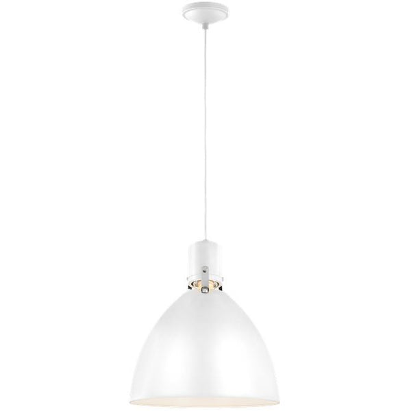 Brynne LED Pendant | White