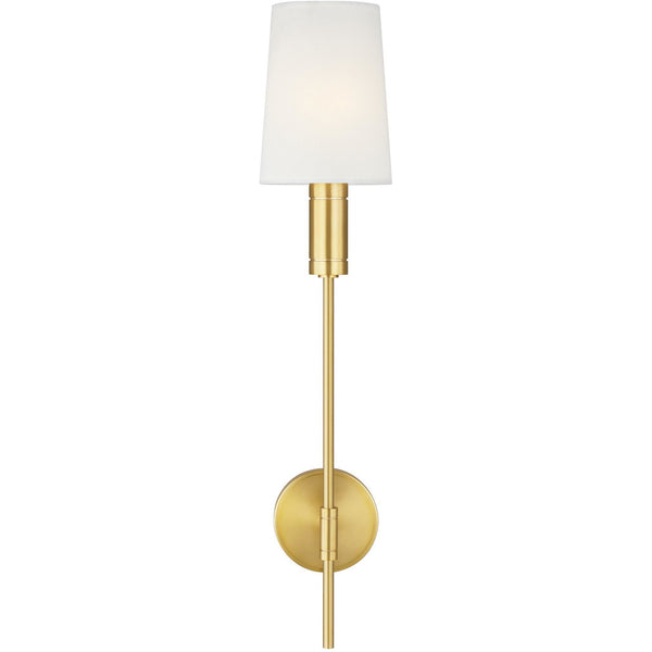 Beckham Wall Sconce | Burnished Brass