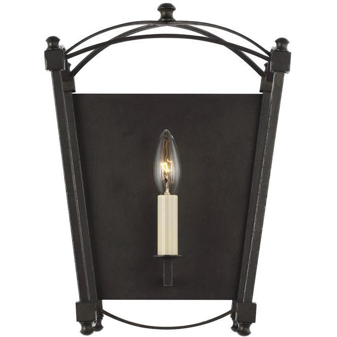 Thayer Wall Sconce | Steel