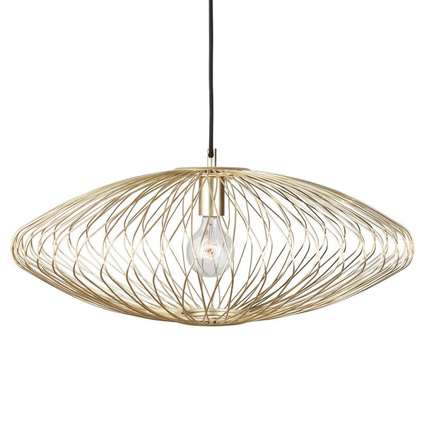 Aster Pendant Light- Gold