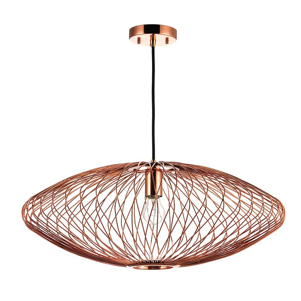 Aster Pendant Light- Copper