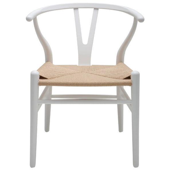 Alben Dining Chair | White