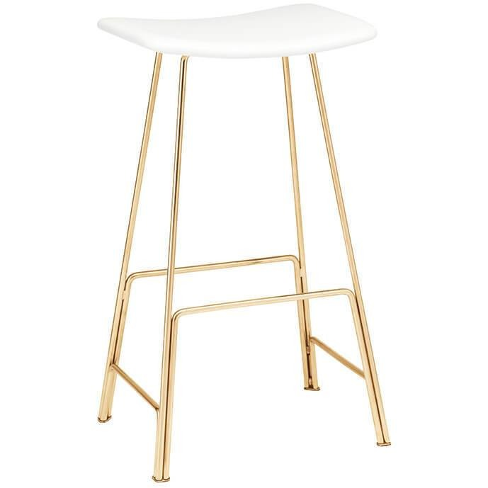 Kristen Bar/Counter Stool | White