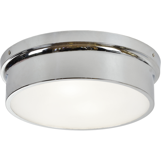 "Ciotola 12"" Flush Mount 