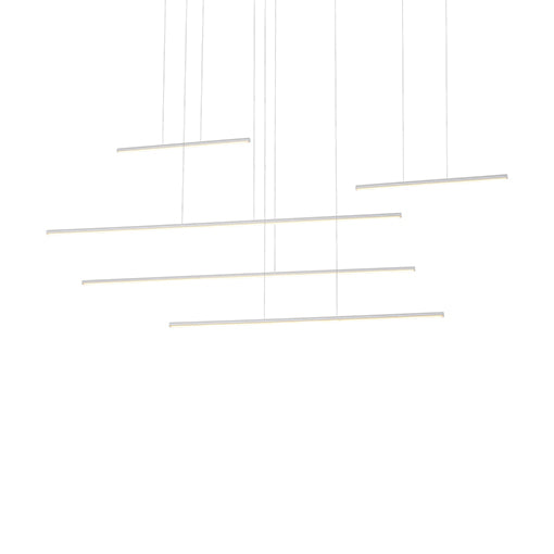 "Chute Motion 60"" LED Pendant 