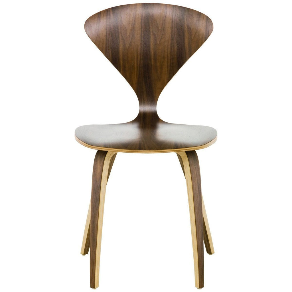 Satine Walnut Dining Chair