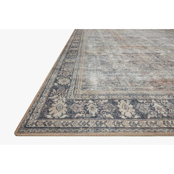 Wynter Rug 07 | Grey/Charcoal