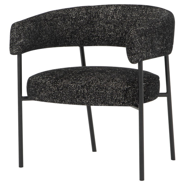 Cassin Occasional Chair - Salt and Pepper
