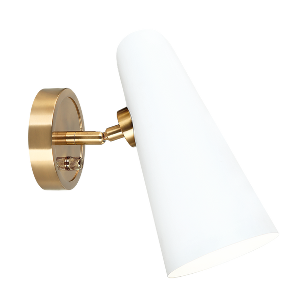 Blink Wall Sconce - Small | White