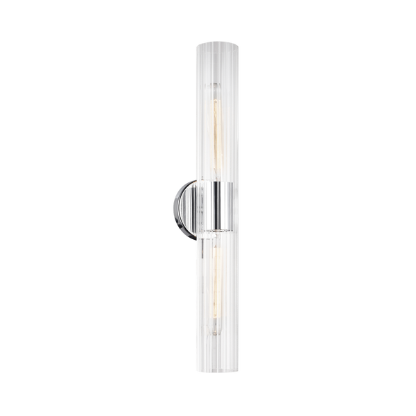 Odette Wall Sconce (Large) | Chrome