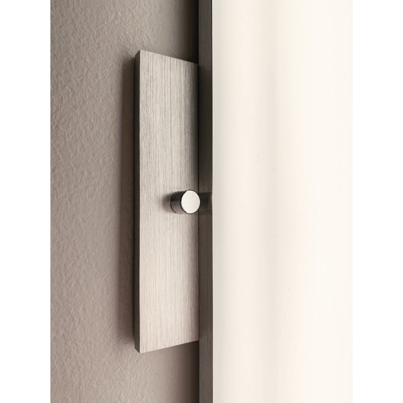 Moirlite LED Wall Sconce (Small) | Aluminum