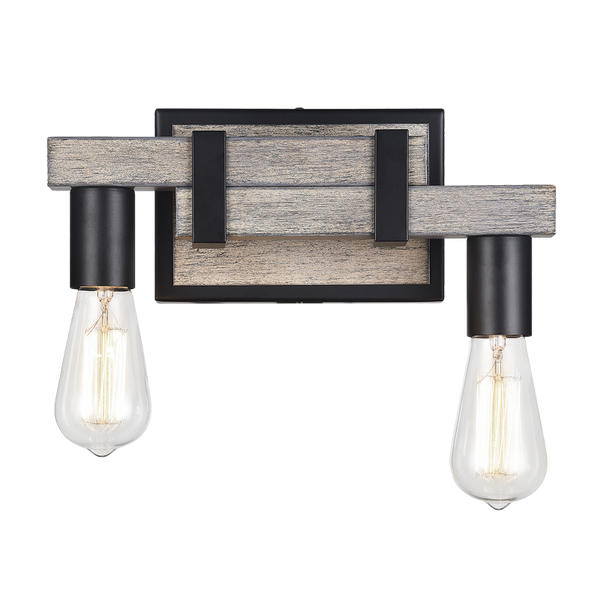 Toledo 2-Light Wall Sconce