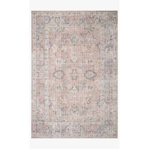 Skye Rug 01 | Blush/Grey