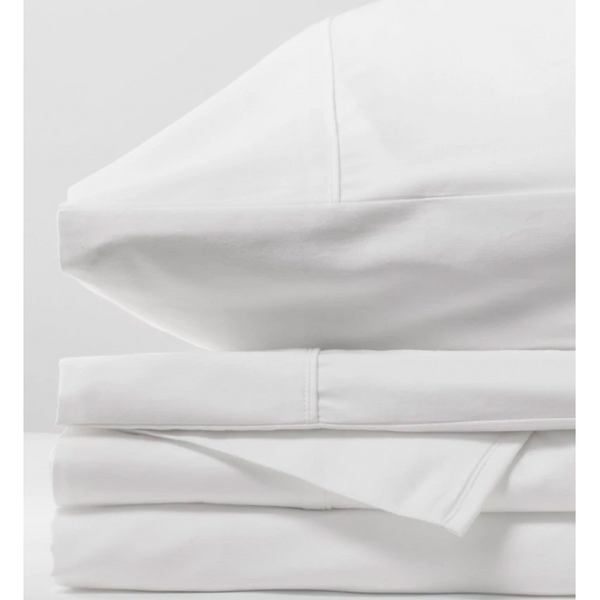 Luxury Organic Bed Sheets | Snow