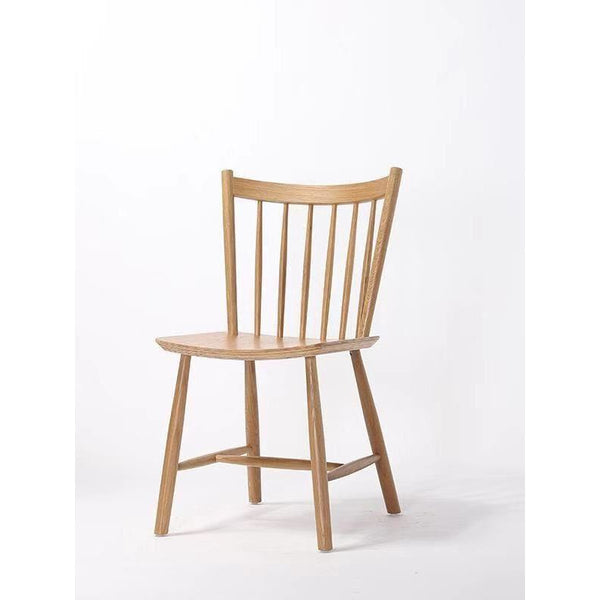 Victor Dining Chair I Natural