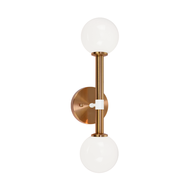 "Stellar 2-Light 18"" Wall Sconce 