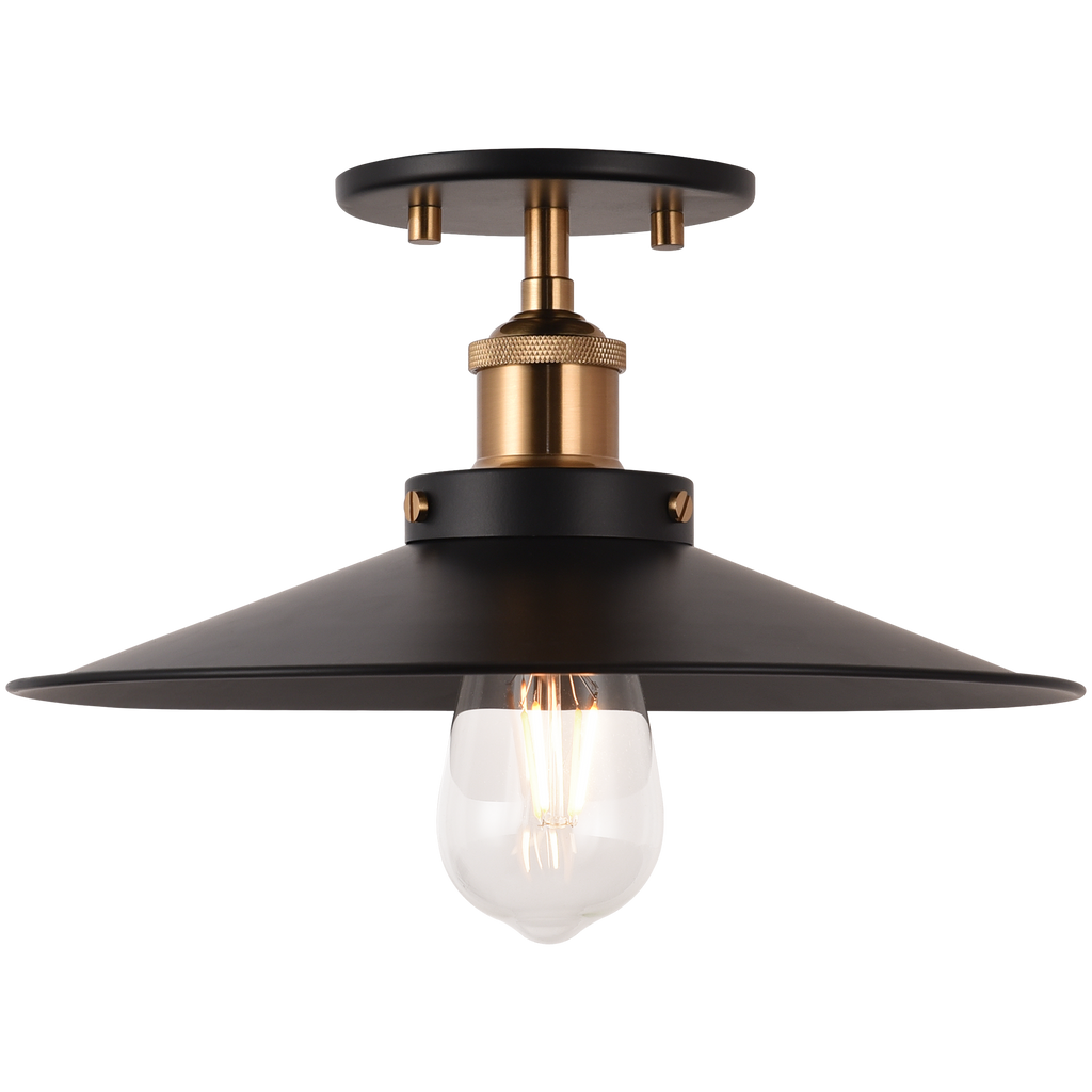 "Bulstrode's 11.75"" Flush Mount 