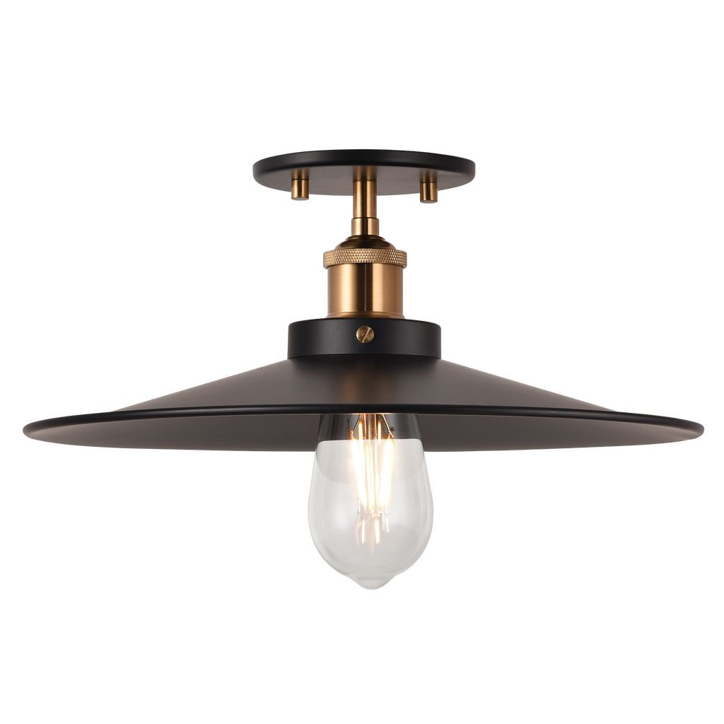 "Bulstrode's 10.25"" Flush Mount 