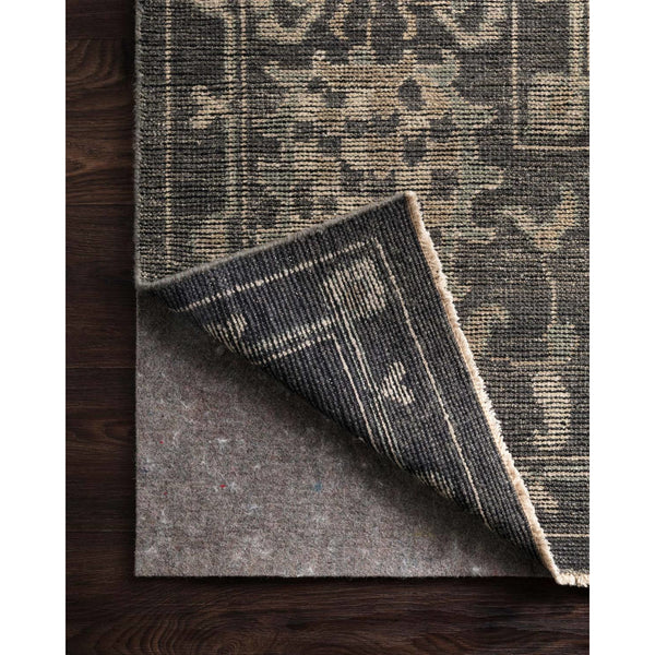 Dual Grip Felted Rug Pad | Grey
