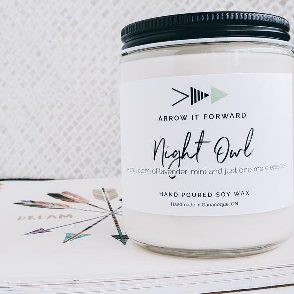 Soy Candle | Night Owl