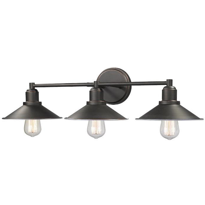 Casa 3-Light Vanity Light | Olde Bronze