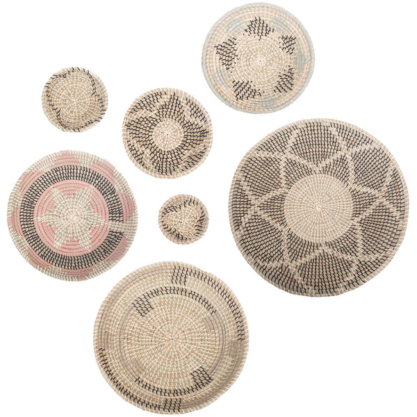 Elmina Wall Baskets