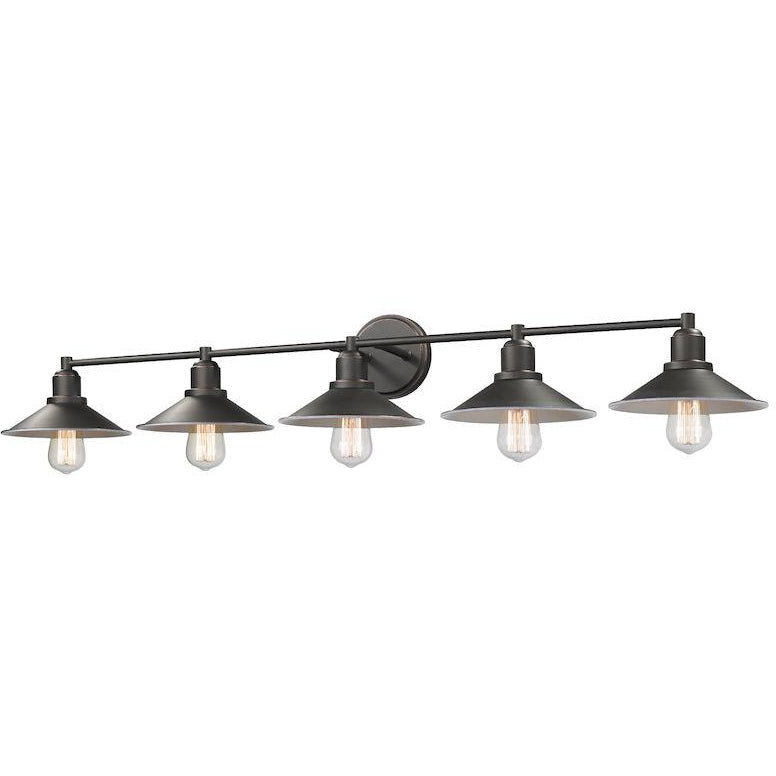 Casa 5-Light Vanity Light | Olde Bronze