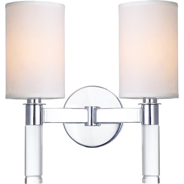 Vala Double Wall Sconce