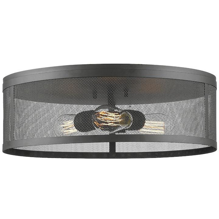 "Meshsmith 18"" Flush Mount 