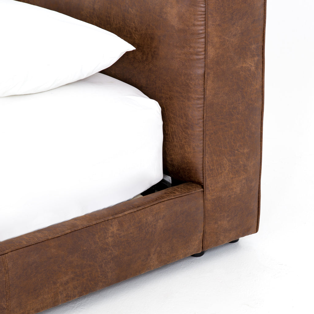 Aidey Bed | Vintage Tabacco